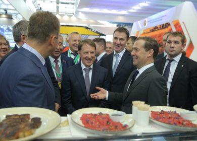 Медведев предложил создать подробную базу данных о состоянии агропромышленного комплекса