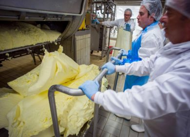 На российском рынке спредов наблюдается восстановление, производство кондитерских жиров демонстрирует поступательный рост
