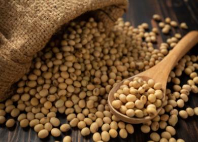 Котировки американской сои давят на цены растительных масел
