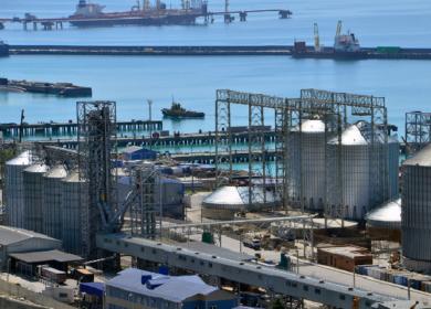 Мощность зернового терминала «КСК» к 2021 году вырастет на 60%