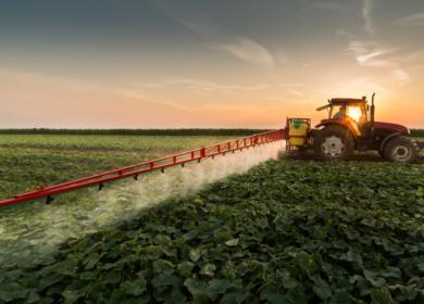 Распыление пестицидов может уйти в прошлое благодаря разработке из России