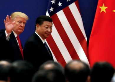 Трамп сообщил, что Китай начал закупать агропродукцию США в рекордных размерах