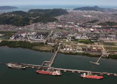 """Крупнейший бразильский терминал""""оттягивает"""" отгрузки соевого масла, пока навигация по реке Парана приостановлена"""