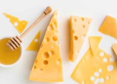 Россия в два раза сократила импорт сырных продуктов