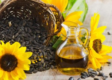 Экспорт подсолнечного масла в России достиг отметки в 3 млн тонн