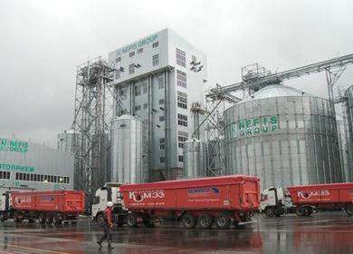 Казанский маслоэкстракционный завод начал перерабатывать 1 млн тонн масличного сырья в год