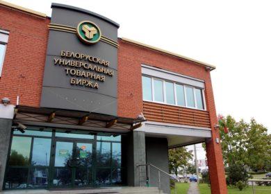 Более трети продаж сельхозпродукции через Белорусскую товарную биржу пришлось на шрот масличных
