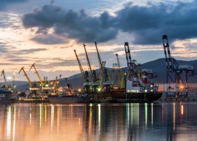 Новороссийский морской торговый порт вдвое увеличил резервуарный парк для перевалки растительного масла