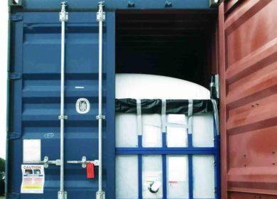 ГК «Благо» отгрузила в Китай подсолнечное масло во флекси-контейнерах