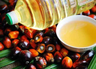 На Малазийской бирже упали котировки на пальмовое масло