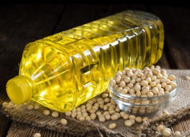 В России цены на соевое масло превышают отметку в 100 тыс. рублей