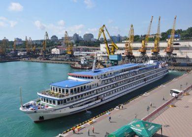 Компания Bunge отправила груз с подсолнечным маслом в США из порта Днепра