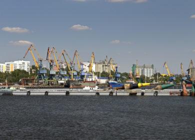 В Днепро-Бугском морском порту объявили о старте нового сезона