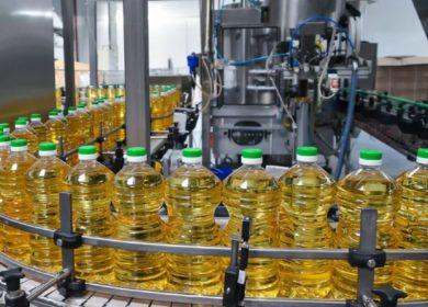 Российское подсолнечное масло в декабре подорожало у производителей на 11%