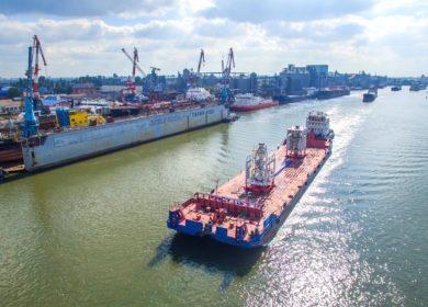 В августе российские морские порты отгрузили более 350 тыс. тонн масличных и продуктов переработки