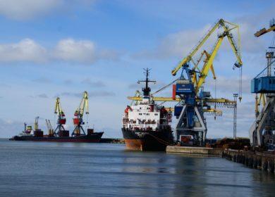 Украинские морские порты экспортировали 1,3 млн тонн масличных в августе