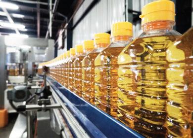 В июле производство подсолнечного масла в России опустилось ниже уровня прошлого сезона