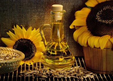 Украинские предприятия увеличили производство подсолнечного масла