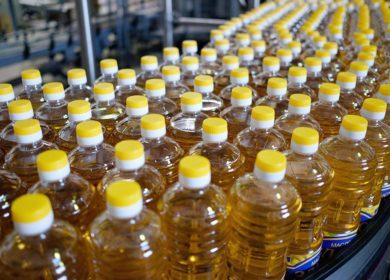 Отгрузки отечественного подсолнечного масла на зарубежные рынки выросли в 1,5 раза по итогам сезона