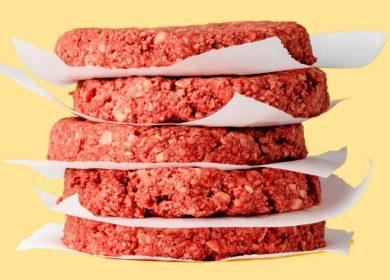 Рынок растительных заменителей мяса в Европе к 2025 году вырастет до 7,5 млрд евро