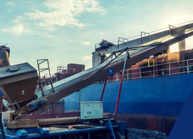 «Аскет Шиппинг» модернизировал парк техники для обработки жмыхов и шротов