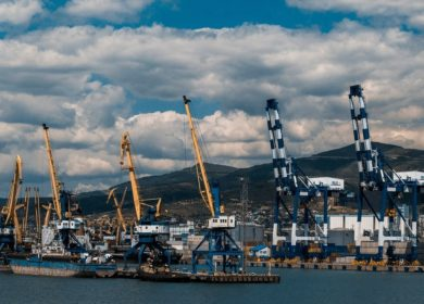 Экспорт подсолнечного масла из российских морских портов в этом сезоне сократился в 3 раза