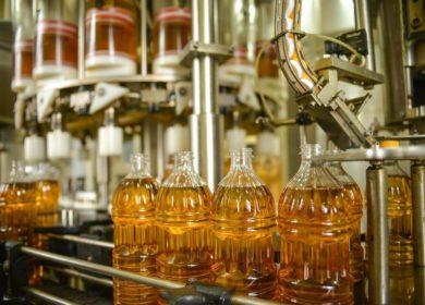 Производство растительного масла в Тамбовской области может увеличиться на 35% по итогам 2020 года