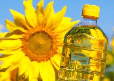 В Росстате сообщили о снижении цен на подсолнечное масло в январе