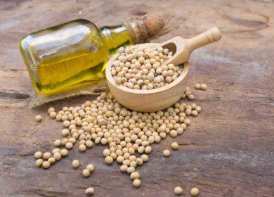 В октябре производство украинского соевого масла уменьшилось более чем на четверть