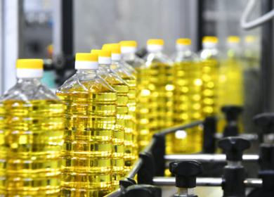 Россия уменьшила поставки подсолнечного масла на внешние рынки в сентябре