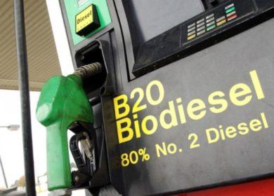 Бразилия в октябре увеличила долю соевого масла в производстве биодизеля