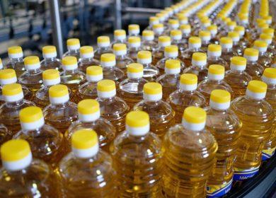 В России могут ввести меры для сдерживания роста цен на подсолнечное масло