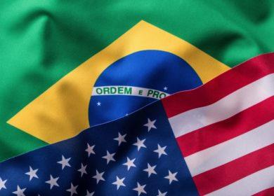 На мировом рынке сои растет конкуренция между США и Бразилией