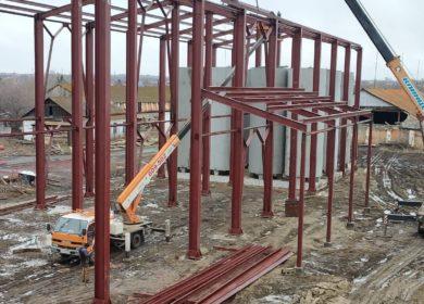 На территории Заринского элеватора в Алтайском крае планируют построить маслоцех