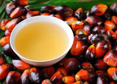 Цены на пальмовое и соевое масло немного снизились