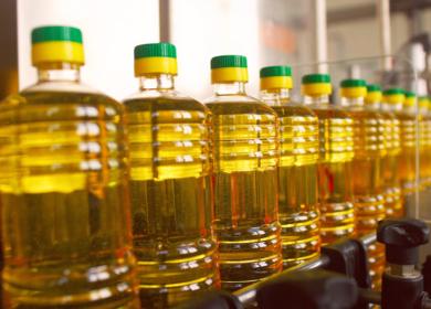 Россия осенью уменьшила отгрузки подсолнечного масла в Индию