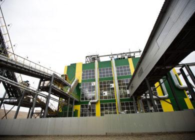 В Акмолинской области идет строительство нового МЭЗа