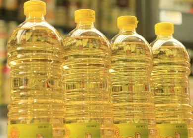 Производители подсолнечного масла получат субсидии на сдерживание цен в июне