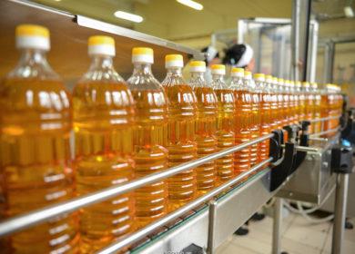 В марте в России уменьшился выпуск подсолнечного масла