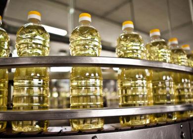 Россия экспортировала рекордное количество подсолнечного масла в марте т.г.