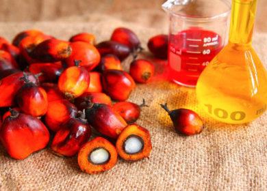 Запасы пальмового масла в Малайзии в сентябре снизились на 7%