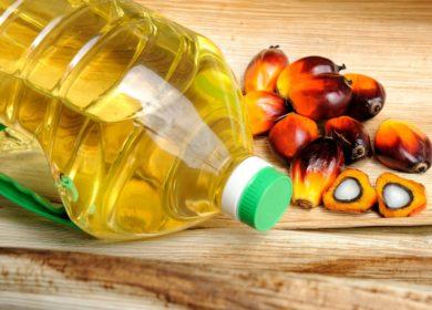 Котировки пальмового масла снизились до самого низкого значения за месяц