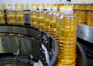 Башкирские производители растительного масла получат субсидии в размере 372 млн рублей