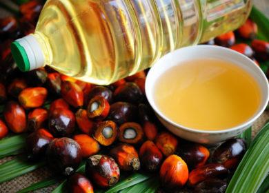 Цены на пальмовое и соевое масло с начала недели упали на 3%