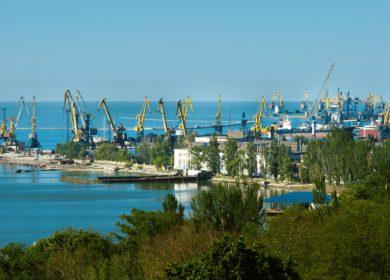 Перевалка масличных грузов через украинские порты в 2020 году выросла на 10%