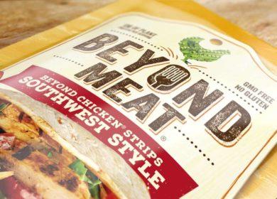 Акции Beyond Meat выросли на 36% после начала совместного проекта с PepsiCo
