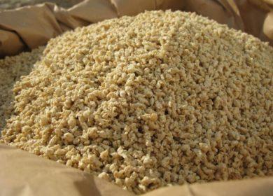 США экспортировали в январе практически 1 млн тонн соевого шрота