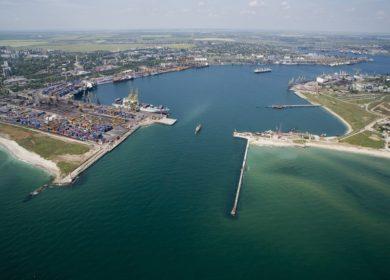 Экспорт масличных и продуктов переработки через украинские морпорты в январе уменьшился на 560 тыс. тонн