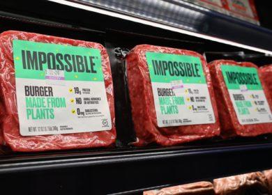 Продажи растительного мяса в Польше выросли во время пандемии более чем вдвое