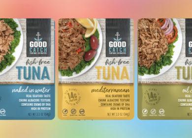 Американский бренд Good Catch выводит на рынок Украины продукцию на растительной основе